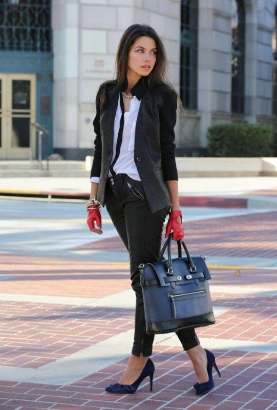 blazer-outfits-104 87+ Fresh Ways to Learn How to Wear a Blazer