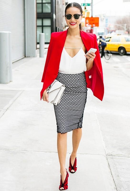 blazer-outfits-108 87+ Fresh Ways to Learn How to Wear a Blazer