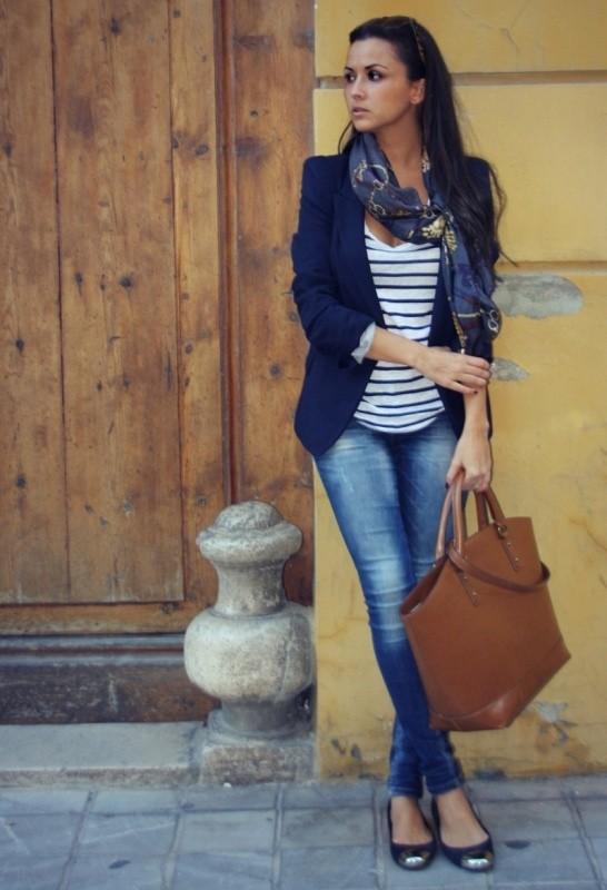 blazer-outfits-111 87+ Fresh Ways to Learn How to Wear a Blazer