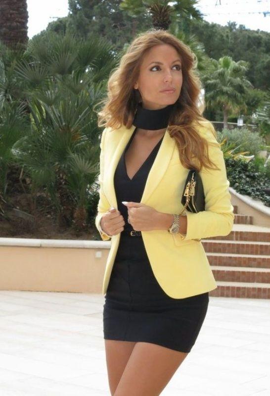 blazer-outfits-112 87+ Fresh Ways to Learn How to Wear a Blazer