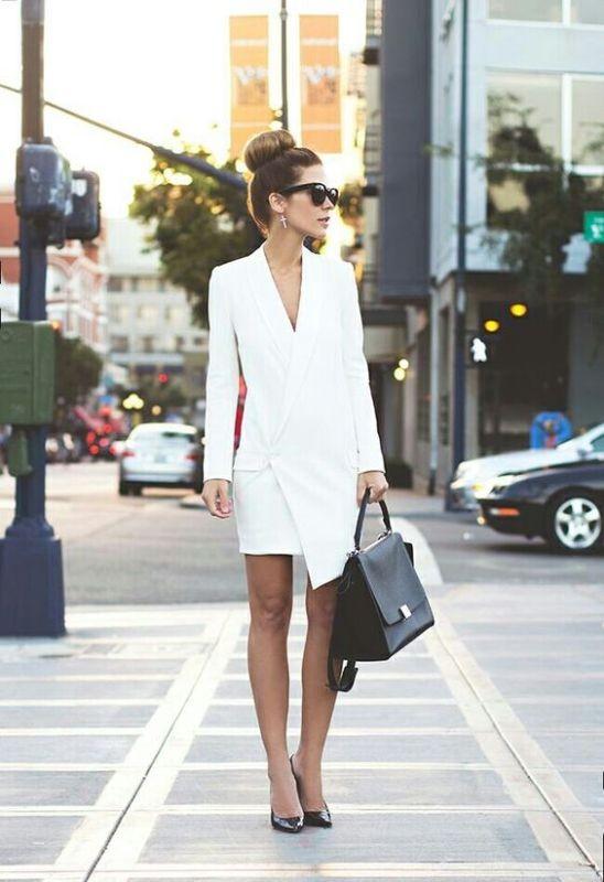 blazer-outfits-115 87+ Fresh Ways to Learn How to Wear a Blazer