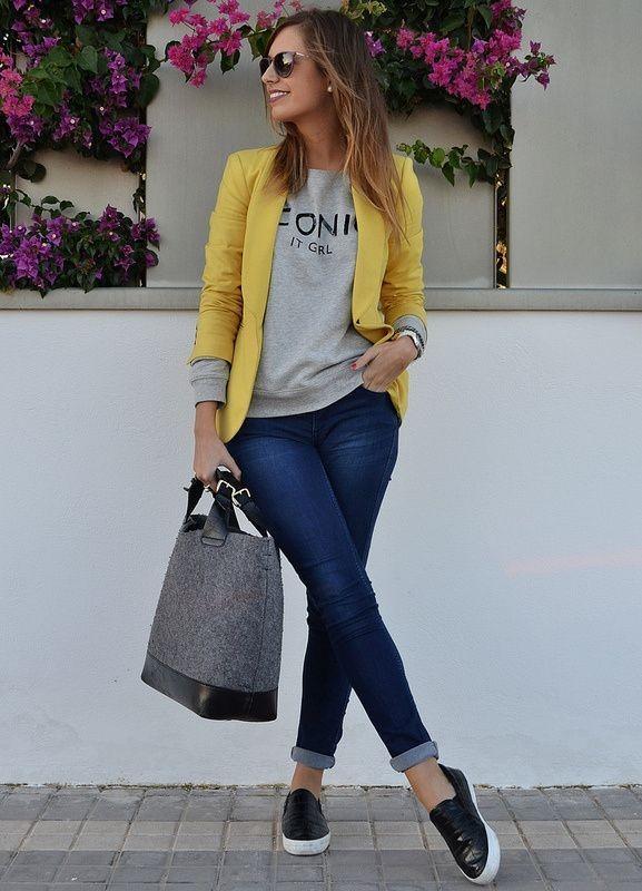 blazer-outfits-121 87+ Fresh Ways to Learn How to Wear a Blazer