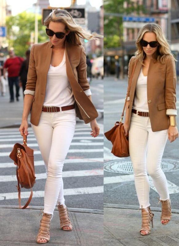 blazer-outfits-122 87+ Fresh Ways to Learn How to Wear a Blazer
