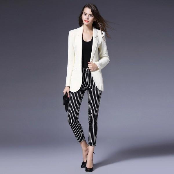 blazer-outfits-125 87+ Fresh Ways to Learn How to Wear a Blazer