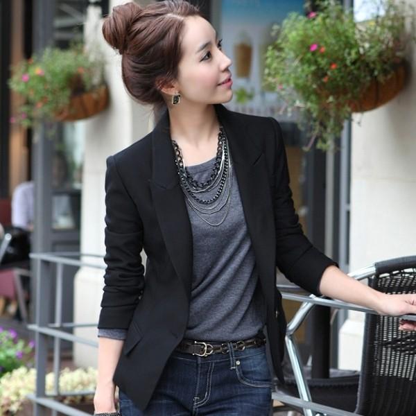 blazer-outfits-126 87+ Fresh Ways to Learn How to Wear a Blazer