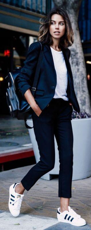 blazer-outfits-13 87+ Fresh Ways to Learn How to Wear a Blazer