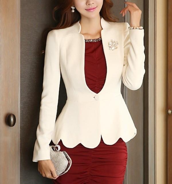 blazer-outfits-130 87+ Fresh Ways to Learn How to Wear a Blazer