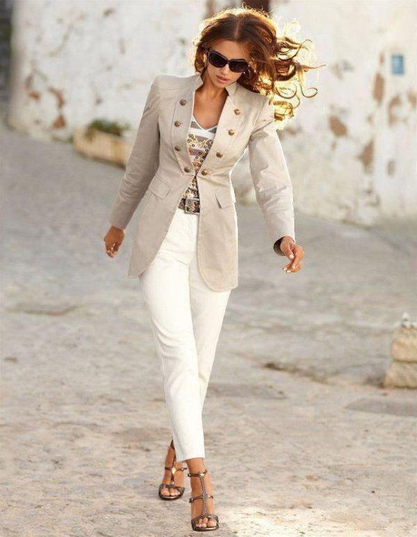 blazer-outfits-134 87+ Fresh Ways to Learn How to Wear a Blazer