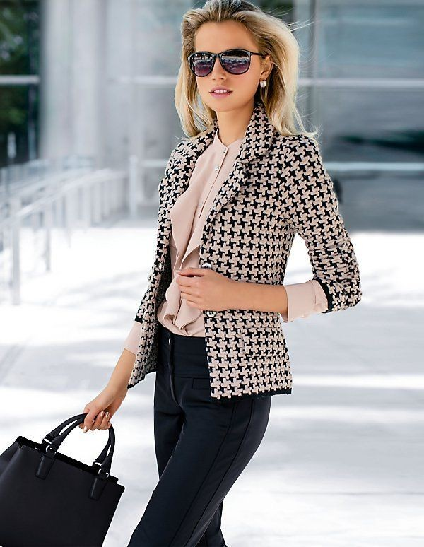 blazer-outfits-135 Best 20 Balenciaga Shoes Outfit Ideas for Women in 2019