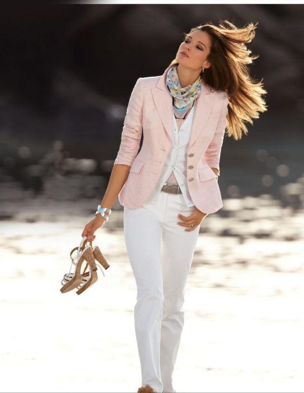 blazer-outfits-136 87+ Fresh Ways to Learn How to Wear a Blazer