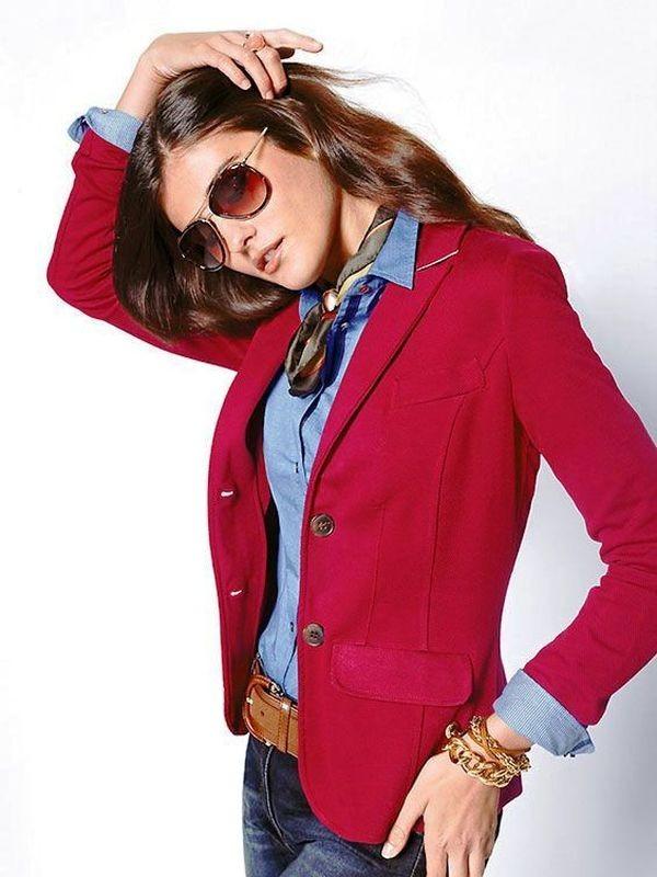 blazer-outfits-139 87+ Fresh Ways to Learn How to Wear a Blazer