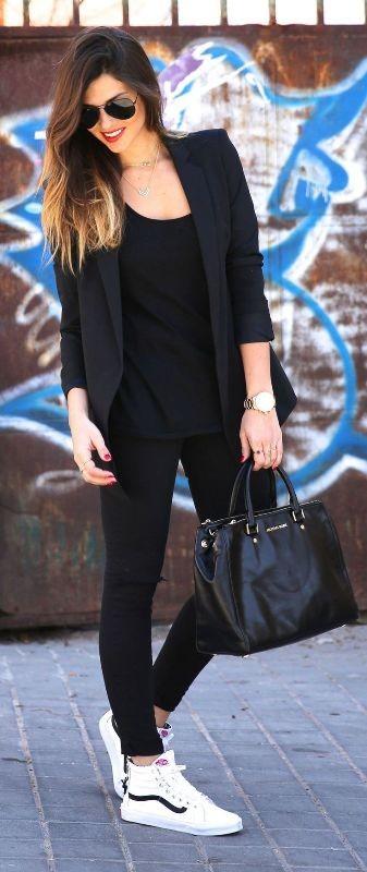 blazer-outfits-14 87+ Fresh Ways to Learn How to Wear a Blazer