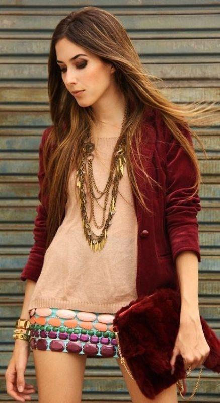 blazer-outfits-140 87+ Fresh Ways to Learn How to Wear a Blazer