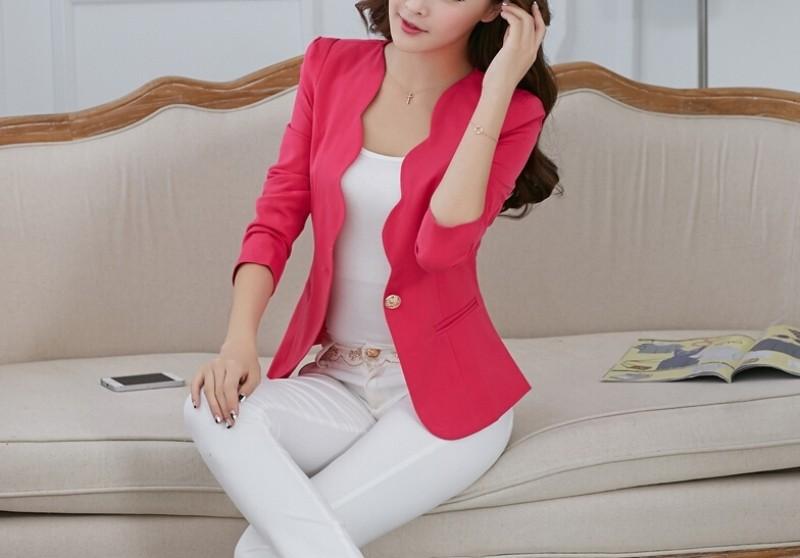 blazer-outfits-147 87+ Fresh Ways to Learn How to Wear a Blazer