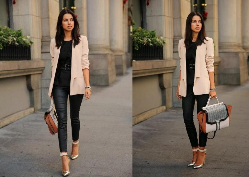 blazer-outfits-148 87+ Fresh Ways to Learn How to Wear a Blazer