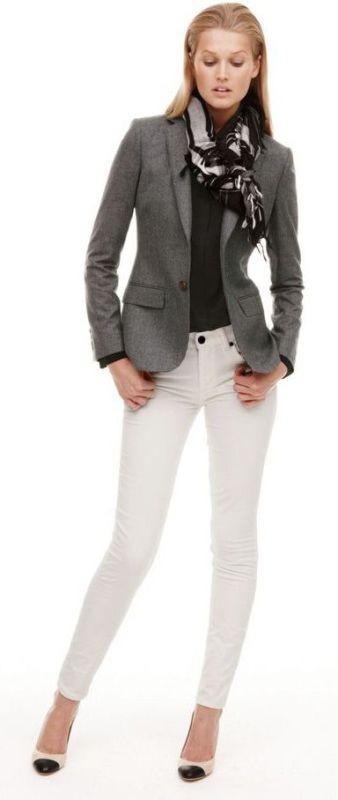blazer-outfits-15 87+ Fresh Ways to Learn How to Wear a Blazer