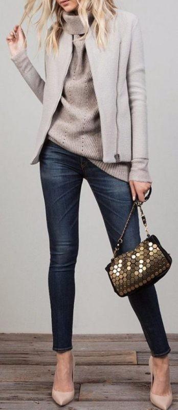 blazer-outfits-16 87+ Fresh Ways to Learn How to Wear a Blazer