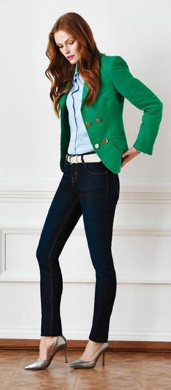 blazer-outfits-17 87+ Fresh Ways to Learn How to Wear a Blazer