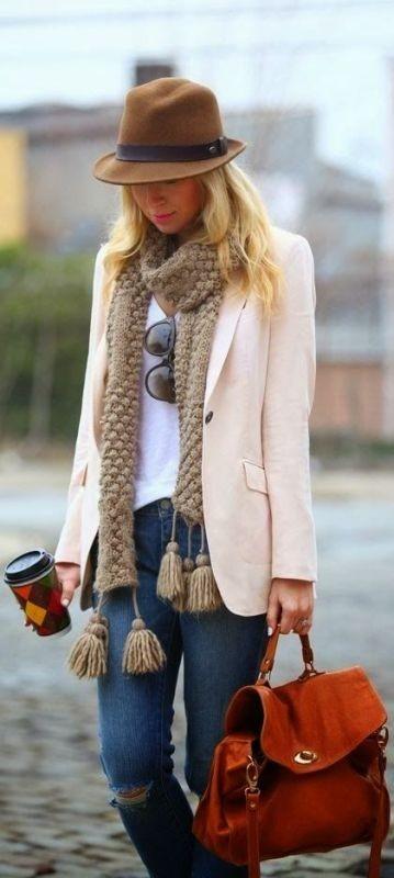 blazer-outfits-19 87+ Fresh Ways to Learn How to Wear a Blazer