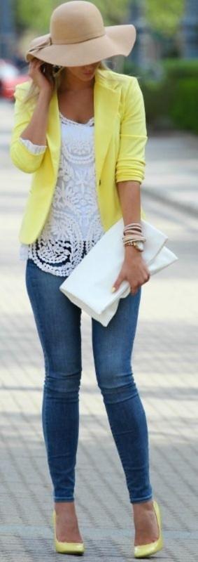 blazer-outfits-2 87+ Fresh Ways to Learn How to Wear a Blazer