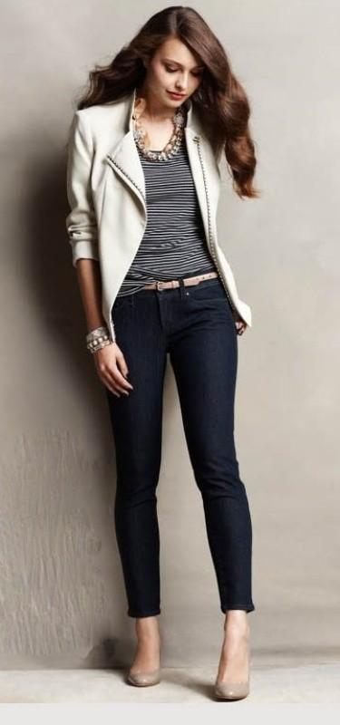 blazer-outfits-21 87+ Fresh Ways to Learn How to Wear a Blazer