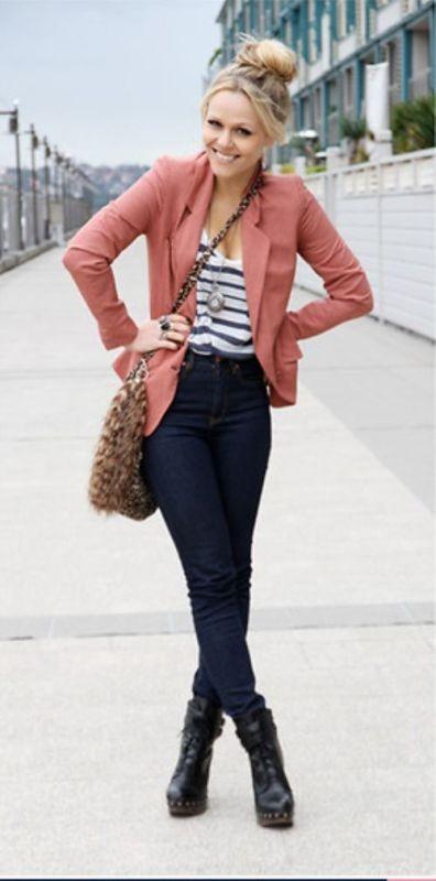 blazer-outfits-22 87+ Fresh Ways to Learn How to Wear a Blazer