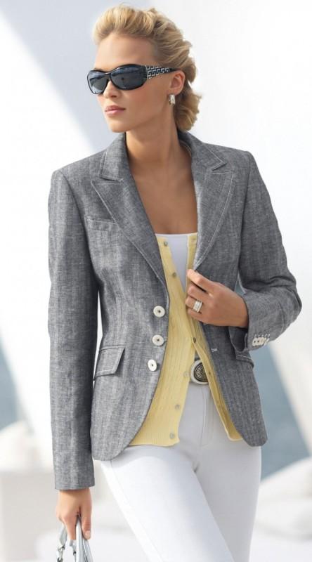 blazer-outfits-25 87+ Fresh Ways to Learn How to Wear a Blazer