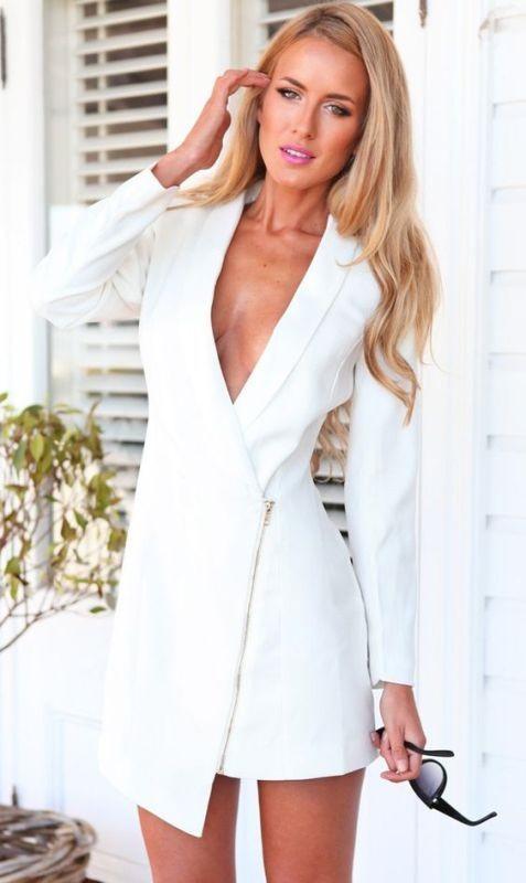 blazer-outfits-29 87+ Fresh Ways to Learn How to Wear a Blazer