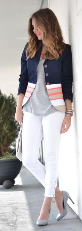 blazer-outfits-3 87+ Fresh Ways to Learn How to Wear a Blazer