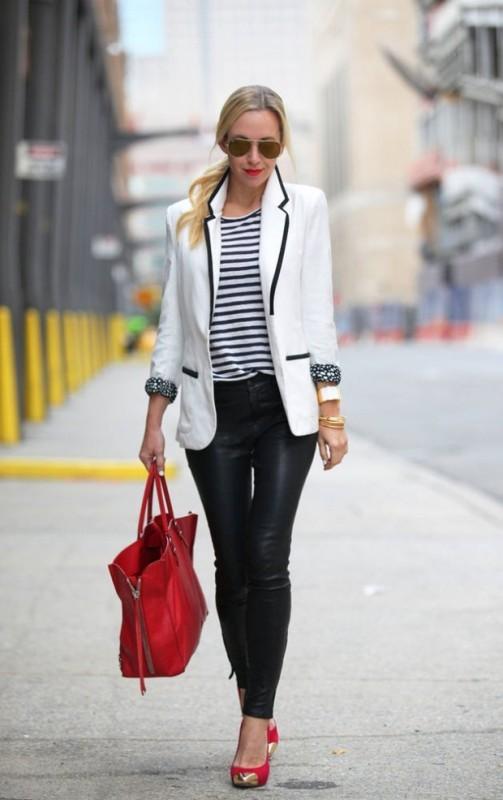 blazer-outfits-33 87+ Fresh Ways to Learn How to Wear a Blazer