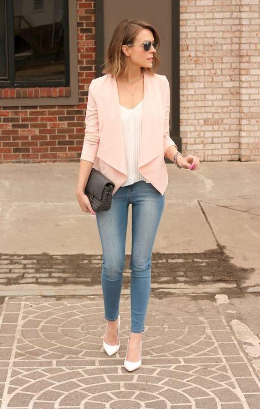 blazer-outfits-35 87+ Fresh Ways to Learn How to Wear a Blazer