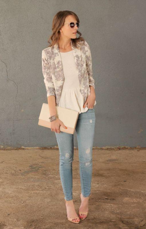 blazer-outfits-36 87+ Fresh Ways to Learn How to Wear a Blazer