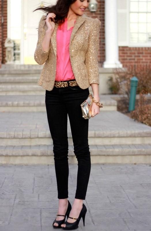 blazer-outfits-39 87+ Fresh Ways to Learn How to Wear a Blazer