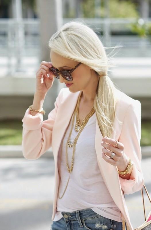 blazer-outfits-40 87+ Fresh Ways to Learn How to Wear a Blazer
