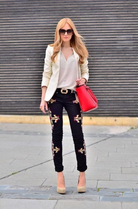 blazer-outfits-41 87+ Fresh Ways to Learn How to Wear a Blazer