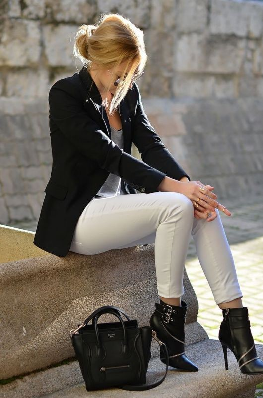 blazer-outfits-42 87+ Fresh Ways to Learn How to Wear a Blazer