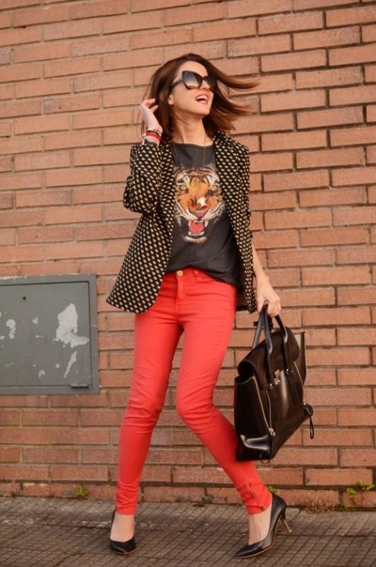 blazer-outfits-44 87+ Fresh Ways to Learn How to Wear a Blazer
