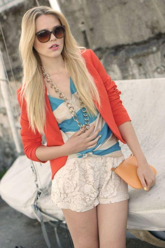 blazer-outfits-49 87+ Fresh Ways to Learn How to Wear a Blazer