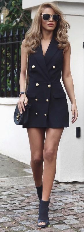 blazer-outfits-5 87+ Fresh Ways to Learn How to Wear a Blazer