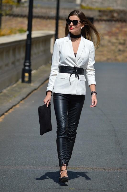blazer-outfits-50 87+ Fresh Ways to Learn How to Wear a Blazer