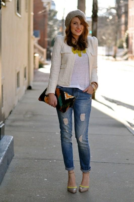 blazer-outfits-51 87+ Fresh Ways to Learn How to Wear a Blazer