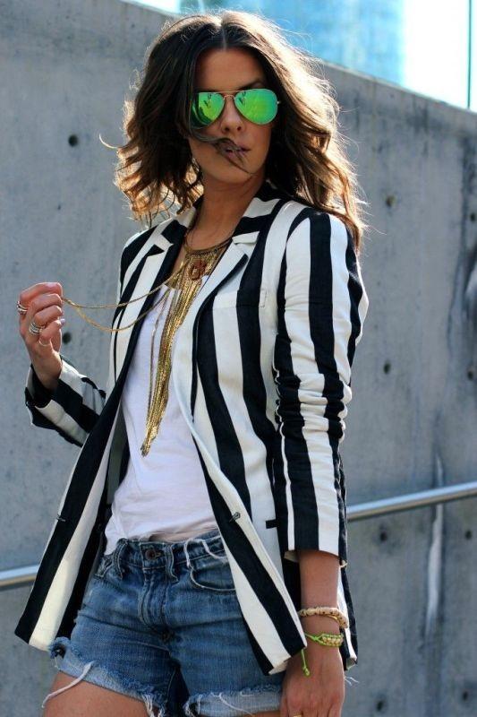 blazer-outfits-52 87+ Fresh Ways to Learn How to Wear a Blazer
