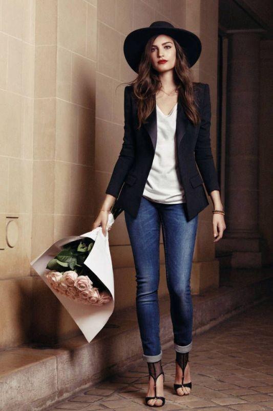blazer-outfits-54 87+ Fresh Ways to Learn How to Wear a Blazer