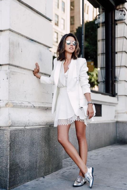 blazer-outfits-55 87+ Fresh Ways to Learn How to Wear a Blazer
