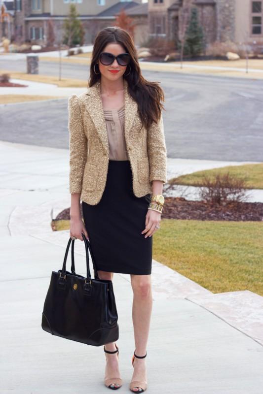 blazer-outfits-57 87+ Fresh Ways to Learn How to Wear a Blazer
