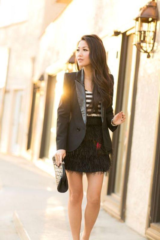 blazer-outfits-58 87+ Fresh Ways to Learn How to Wear a Blazer