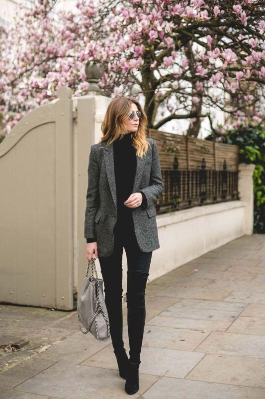 blazer-outfits-59 87+ Fresh Ways to Learn How to Wear a Blazer