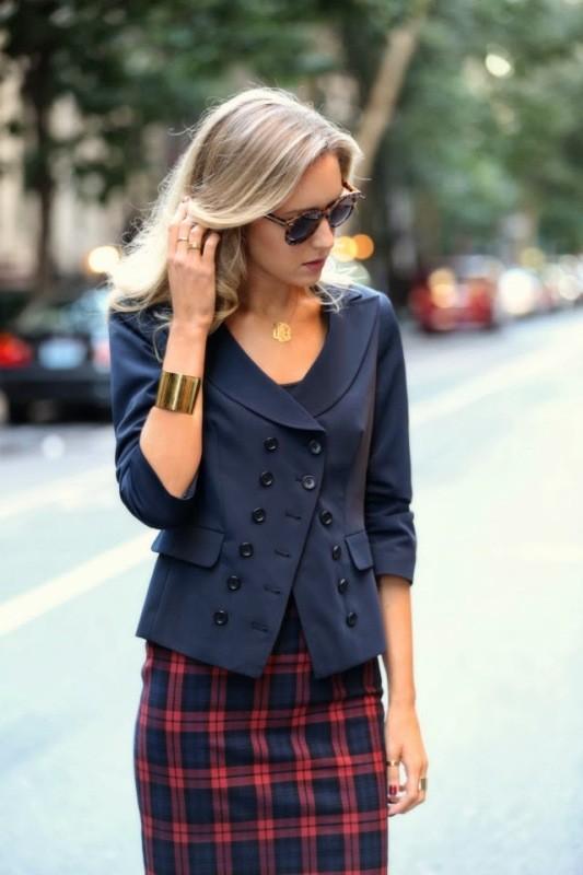 blazer-outfits-62 87+ Fresh Ways to Learn How to Wear a Blazer