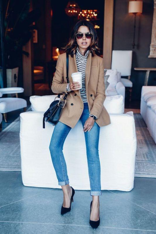 blazer-outfits-63 87+ Fresh Ways to Learn How to Wear a Blazer