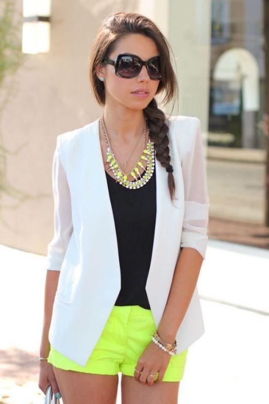 blazer-outfits-64 87+ Fresh Ways to Learn How to Wear a Blazer